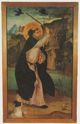 St. Beatus. um 1780. HMO Ka 0137