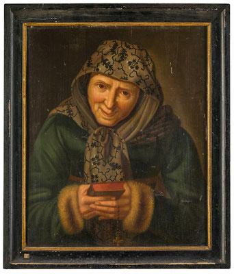 Unbekannte Frau. HMO P 0149