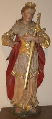 St. Katharina. 18. Jh. HMO Ka 0049