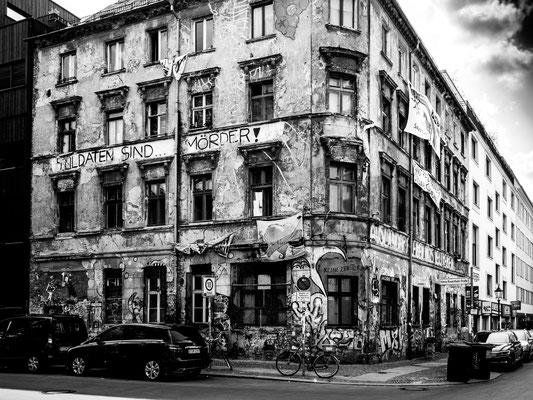 Berlin | Kleine Rosenthaler Straße