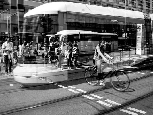 Traffic In Berlin