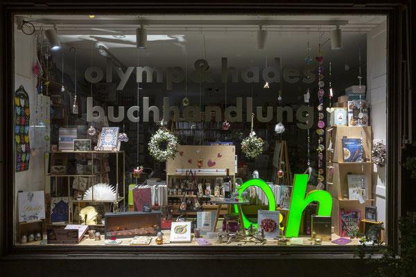 Olymp & Hades Buchhandlung