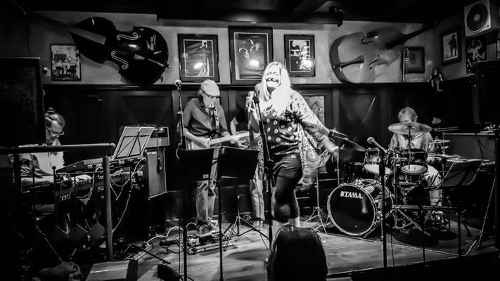 Peter Barborik/dr - The Golden Harp, wien 2017
