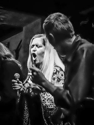 Sandrine Rohrmoser/voc - The Golden Harp, wien 2017