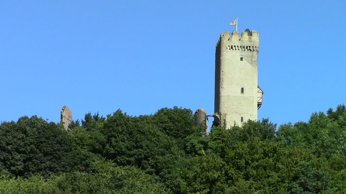 Burg Olbrück Niederdürenbach