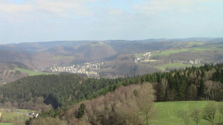Blick vom Malberg