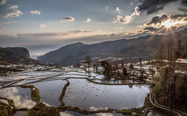 Duoyishu Rice Terras, Yuangyang