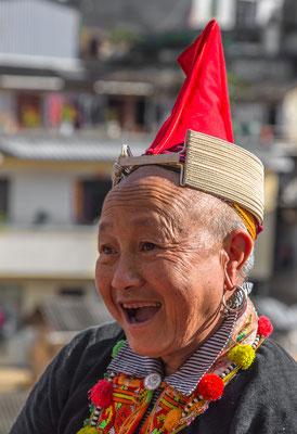 Red-Top Yao, Jinping
