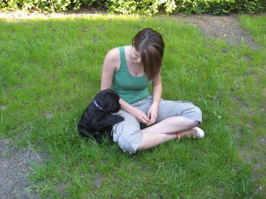 Der erste Tag mit Obelix - 2008