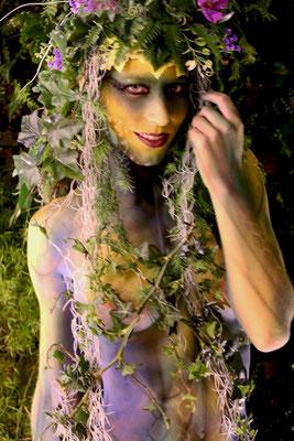 Body Painting Nature