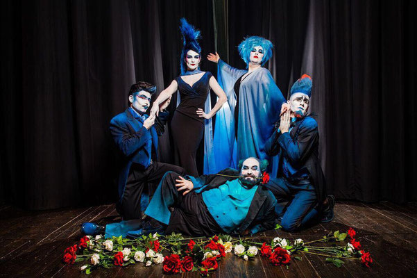 Maquillajes Opera Locos de Yllana. Promo2018