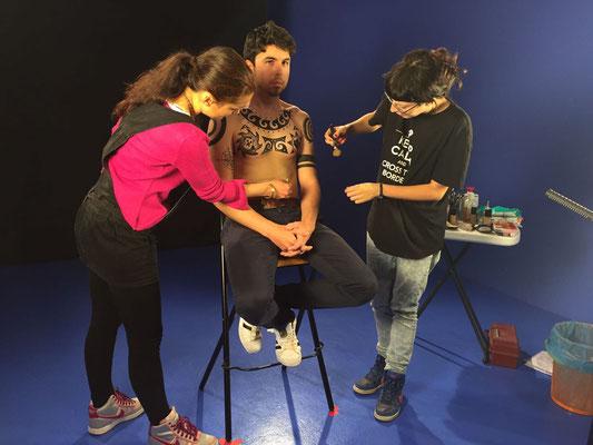 Fake Tattos by artmakerstudio
