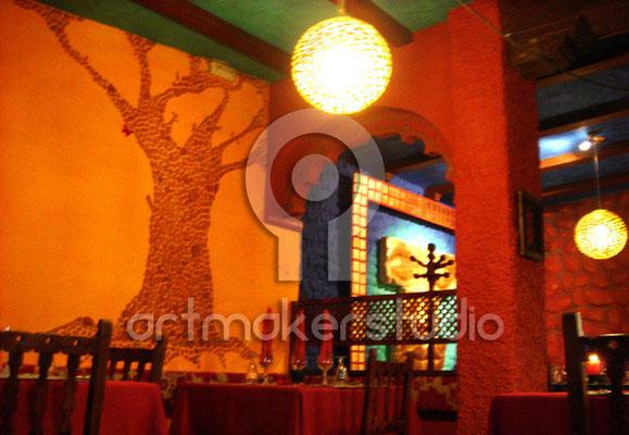 El Refugio Restaurante.Nerja, MALAGA