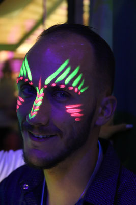Fantasy Fluor Make up Madrid evento Herbalife