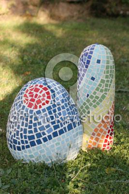 Esculturas de trencadis