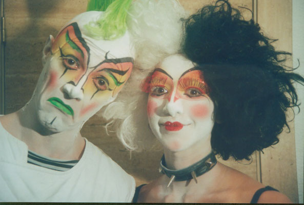 maquillajes circo