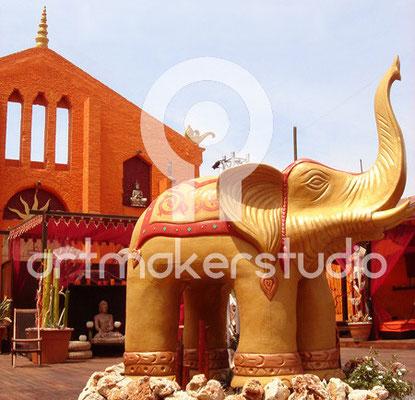 Decoración y esculturas - Gandhara. Valencia