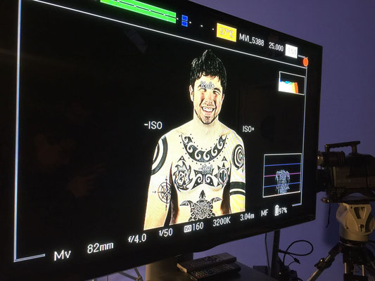 Willyrex Fake Tattoo Vaiana