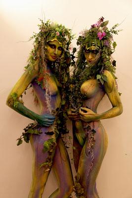 Body Paintings Naturaleza