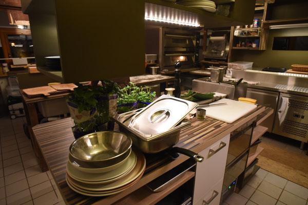 2017 auch die Küche wird vergrößert