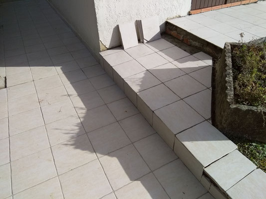 Bien carreler les différentes surfaces au sol