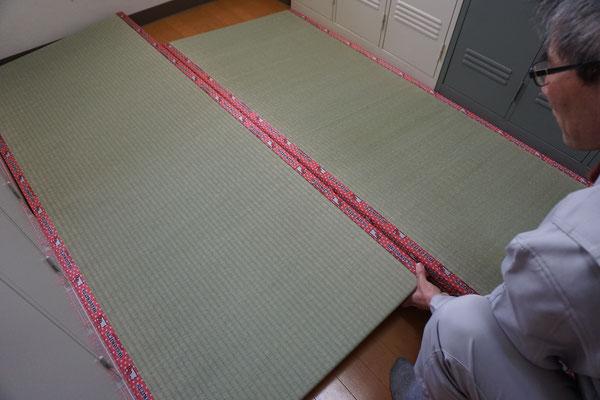 朝倉市 更衣室の納品時写真