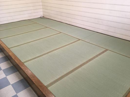 福岡県朝倉市で畳の張替え4(施工後)