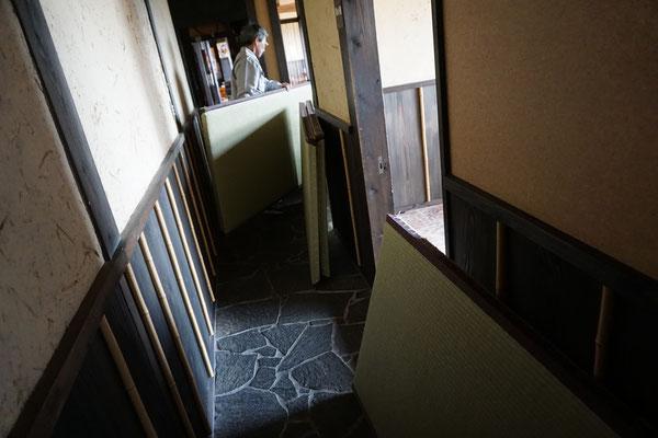 朝倉市 美奈宜の杜 温泉 様 畳の張り替え