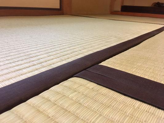 福岡県朝倉市で畳の張替え2(施工後)