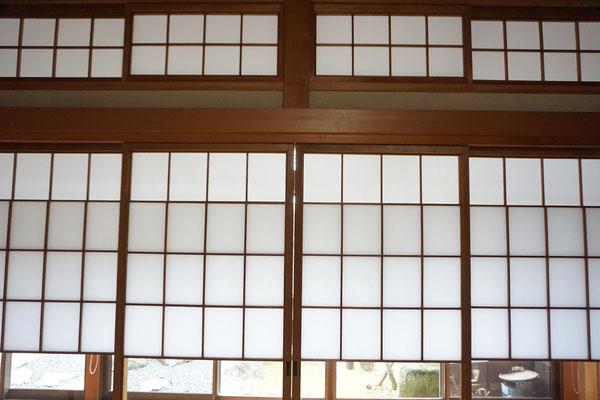 筑紫野市で障子の張替え3(施工後)