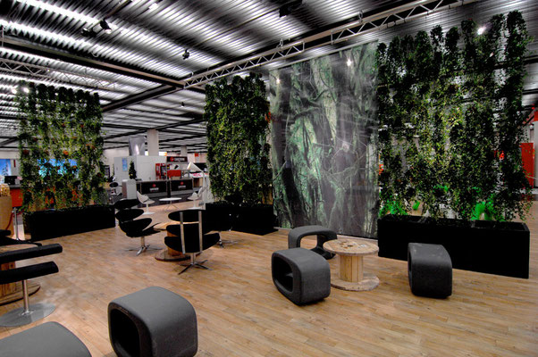 Design-Lounge Euroshop 2011
