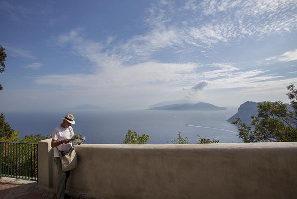 Villa San Michele In Capri Island 2016 Emiliano Cavicchi