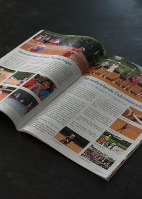 """Vereinszeitung """"TCO Service"""", Satz und Druck I TCO"""