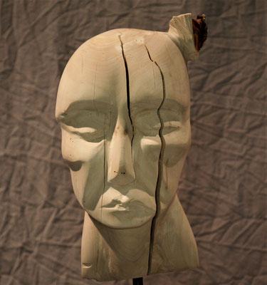 one piece white skulptur august