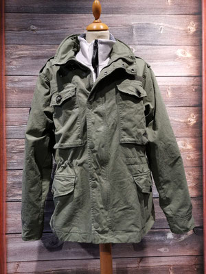 Fieldjacket 99,99€