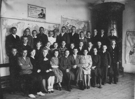7 А класс. классный руководитель - Евсеева Е.Д.