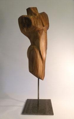 Torso von der Walnuss, verkauft