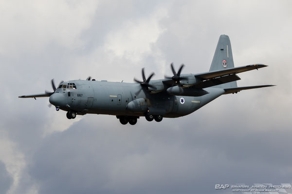 667 C-130J-30 Samson 103 Sqn Israeli AF