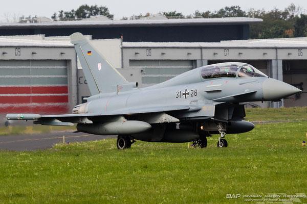31+28 Eurofighter GT TLG31 GAF