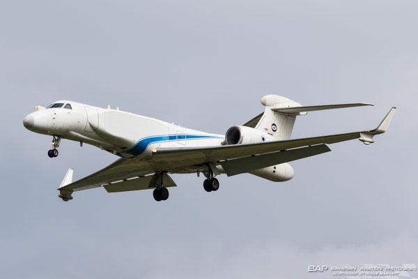 569 Gulfstream G550 AEW 122 Sqn Israeli AF