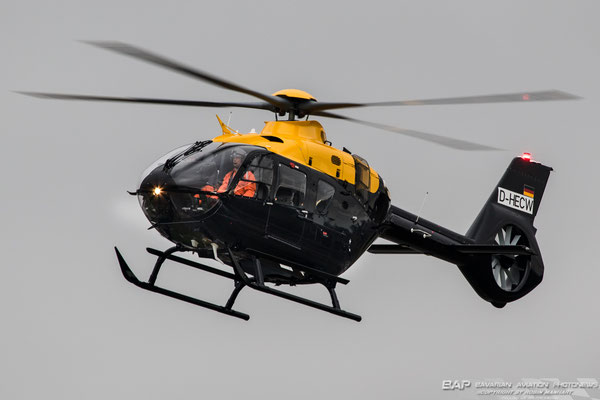 Airbus Helicopters H135 D-HECW // for the Royal Air Force
