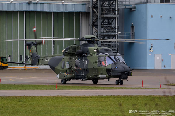 Airbus Helicopters NH 90 TTH 79+29 for the German Army Aviation