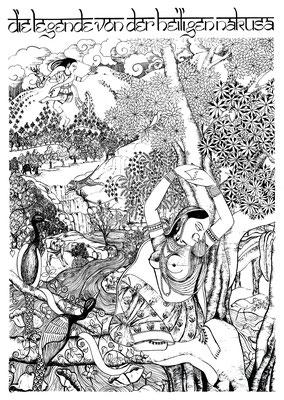 Die Legende von der heiligen Nakusa
