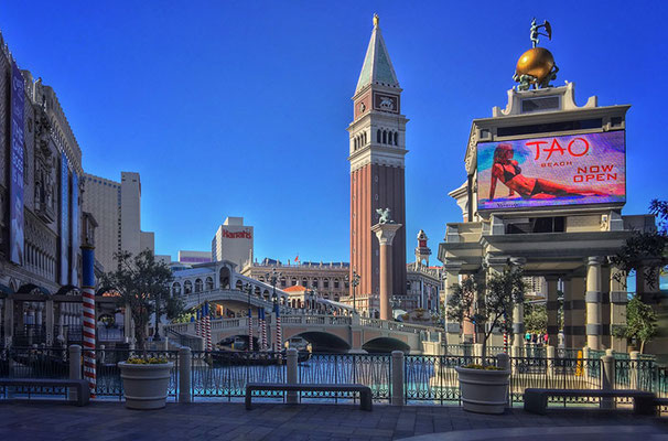 Las Vegas...Europa in Plastic ;-)