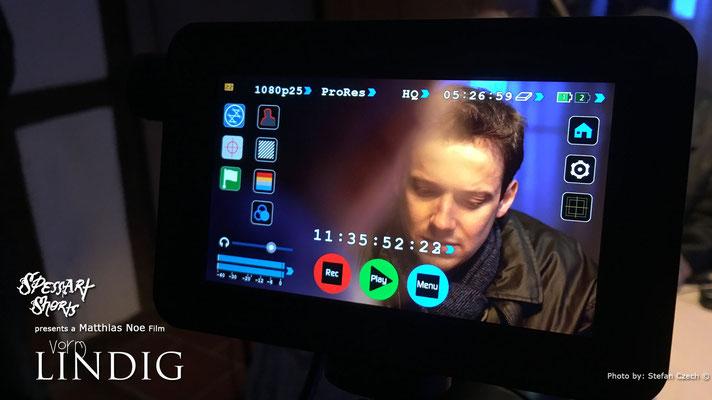 "Tino Leo in ""Vorm Lindig"" PRODUZENT / REGIE / Matthias Noe   DoP: Stefan Czech"