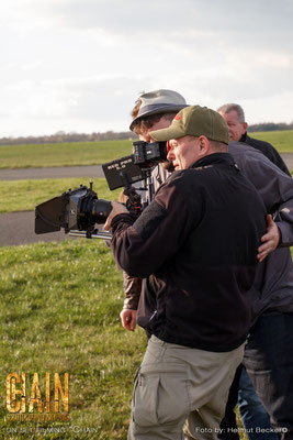 "Stefan Czech as the DoP for the second shot for the movie ""Chain"" from Jakale Film: Golden hour and a Zeiss Otus 1.4/55mm"