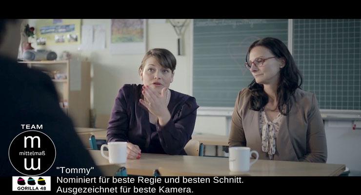 """Film:""""Tommy"""" Team: """"Mittelmaß""""...keine halben Sachen!"""