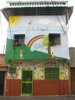 Los Cujicitos I: Hausaufgabenbetreuung