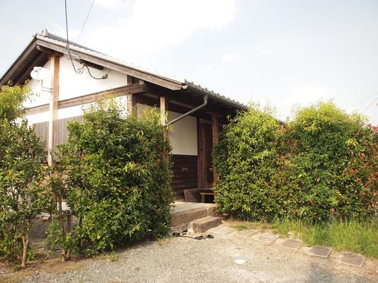 ここから益城町の古川さん設計の住宅見学