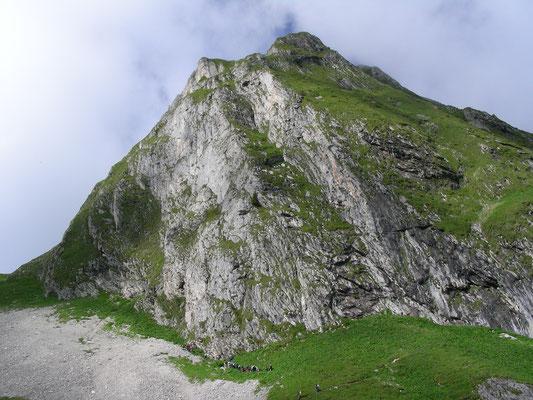 Klettersteig Gantrisch : Klettersteig am gantrisch mountain report